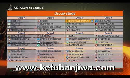 PESMix 2016 Patch v2.0 Full Champions League and Europa League Ketuban Jiwa