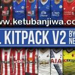 PES 2016 EPL 15/16 Kitpack v2 DLC 1.0 by Nemanja