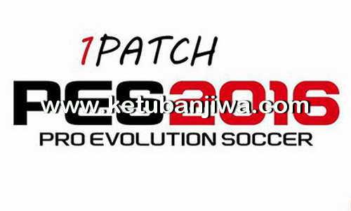 PES 2016 PC 1nary Patch 1.0 Full Bundesliga Compatible DLC 1.0 Ketuban Jiwa