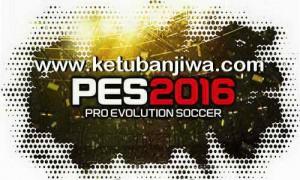 PES 2016 PC Official Patch 1.02.01 + Crack 3DM