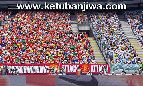 PES 2016 PC Crowd Effects v3 by River Jin Ketuban jiwa