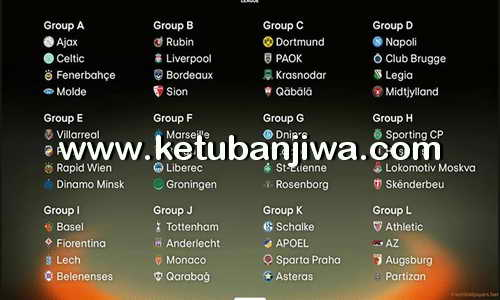 PES 2016 PC Dunksuriya Patch 2.1 Full UCL Teams Ketuban Jiwa