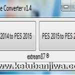 PES 2016 Face Converter 1.4 Tool by Extream87