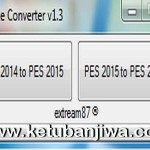 PES 2016 Face Converter 1.3 Tool by Extream87