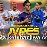 PES 2016 JVPES Patch 1.0 + Fix Included DLC 1.00