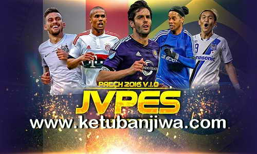 PES 2016 PC JVPES Patch v.1.0 Included DLC 1.00 + 1.02 Ketuban Jiwa