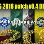 PES 2016 MyPES Patch 0.4 Included DLC 1.0