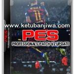 PES 2016 PESProfessionals Patch v2 Update 1.02.01