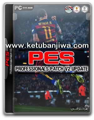 PES 2016 PC PES Professionals Patch v2 Update 13 November 2015 Ketuban jiwa