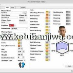 PES 2016 Player Editor v1.0.2 Tool by Fatih Kuyucak