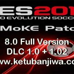 PES 2016 SMoKE Patch 8.0 Full Version 14/11/2015
