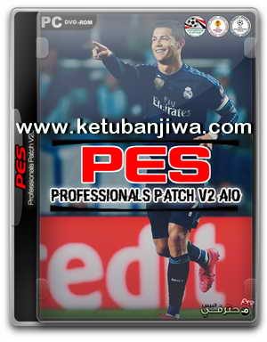 PES 2016 PC PESProfessionals Patch v2.0 AIO DLC 1.0 Ketuban Jiwa