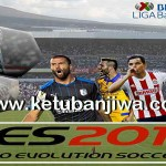 PES 2016 PS3 BLUS31564 Liga Mexicana by Galloblanco11