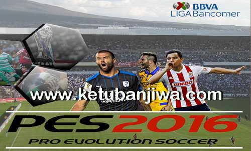 PES 2016 PS3 BLUS31564 Liga Mexicana Option File v1 + Fix v1.1 by Galloblanco11 Ketuban Jiwa