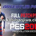 PES 2016 PS3 CFW Argentum Patch v2 DLC 1.0 by Lucassn