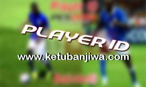 PES 2016 Player ID Full Map 16649 Players by Sxsxsx Ketuban Jiwa