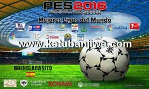 PES 2016 XBOX360 Mejores Ligas Del Mundo v4.2