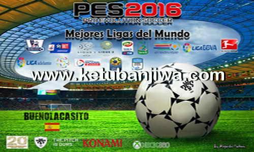 PES 2016 XBOX 360 Mejores Ligas Del Mundo v4.2 DLC 1.0 Ketuban Jiwa