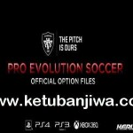 PES 2016 XBOX360 Option File 1.0 DLC 1.0 by Lucassias87