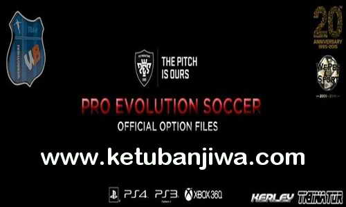 PES 2016 XBOX 360 Option File 1.0 Compatible DLC 1.0 by Lucassias87 Ketuban Jiwa
