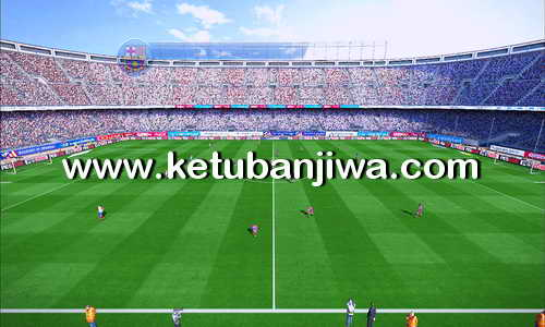 PES 2016 eModder16 Pitch4 Stadiums Graphic Mod Ketuban Jiwa