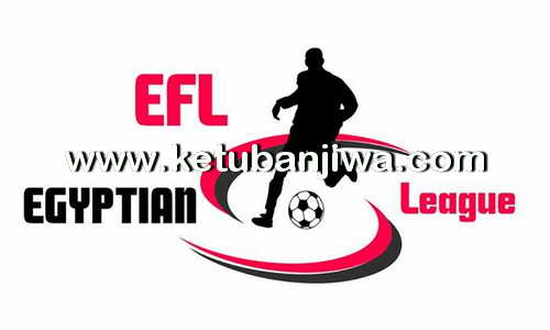 PES 6 EFL Egyptian League Patch Season 2015-2016 Ketuban Jiwa