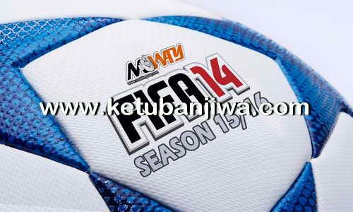 FIFA 14 ModdingWay Mod Update 7.5.4.1 Season 15-16 Ketuban Jiwa
