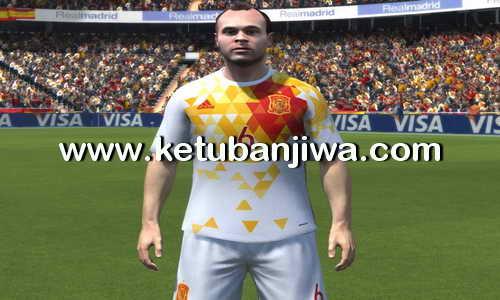 FIFA 14 ModdingWay Mods 7.5.0 + 7.5.4 Season 2015-16 Ketuban Jiwa