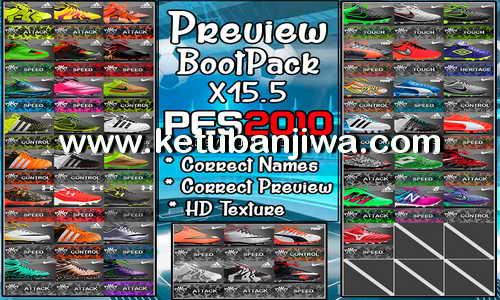 PES 2010 HD Bootpack Update X15.5 by PESEdit Style Ketuban Jiwa