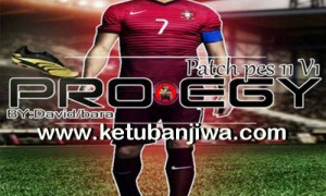 PES 2011 Pro Egy Patch v1 Season 2015/2016 Single Link