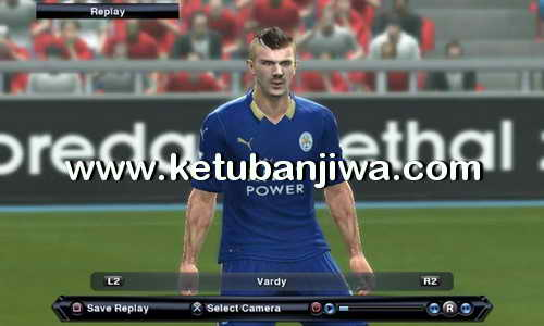 PES 2013 Dunksuriya Patch Update 4.6 + Fix 4.6.1 Season 2015-2016 Ketuban Jiwa
