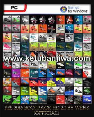 PES 2016 HD Bootpack v2.0 by Wens Ketuban Jiwa