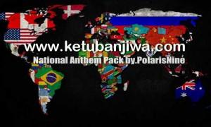 PES 2016 National Anthem Pack Update by PolarisNine