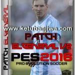 PES 2016 ElGeneral Patch v2 Single Link