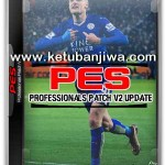 PES 2016 PESProfessionals Patch 2.1 Single Link