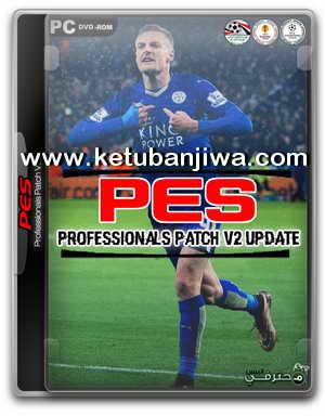 PES 2016 PESProfessionals Patch v2.1 Single Link Ketuban Jiwa