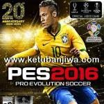 PES 2016 PS3 PupperThaiMariolino Patch 4.0 + DLC 2