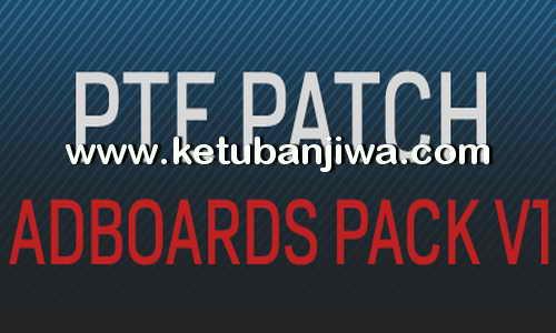 PES 2016 PTE Patch Adboards Pack v1 Single Link Ketuban Jiwa