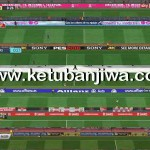PES 2016 Scoreboards New Generation AIO by PTEPatch