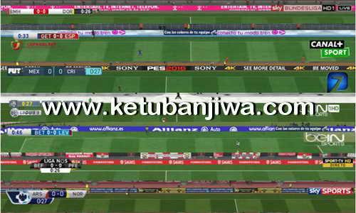 PES 2016 Scoreboards New Generation All In One by PTEPatch Ketuban Jiwa