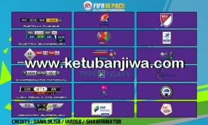 FIFA 16 All League Scoreboards Pack v1.0 by Bogdan Ketuban Jiwa