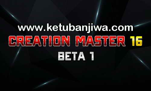 FIFA 16 Creation Master 16 Tool Beta 1 by FIFA Master Ketuban Jiwa