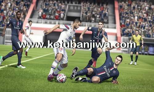FIFA 16 ModdingWay Mod 2.8.0 AIO All In One Ketuban Jiwa