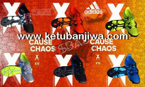 PES 2013 Adidas X15 Bootpack by SGangster Ketuban Jiwa