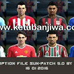 PES 2013 Option File Sun Patch 5.0 Update 16/01/2016