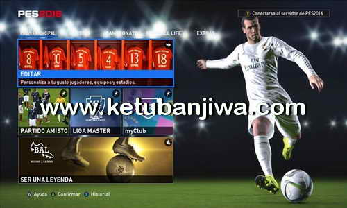 PES 2016 Ballpack P4 Completo + HIVIS by Danyy77 Ketuban Jiwa