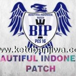 PES 2016 Beautiful Indonesia Patch v1 Single Link