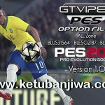 PES 2016 PS3 GtViperPES Option File 1.0 All Zone