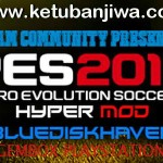 PES 2016 PS3 CFW ODE New Hyper Mod 31.12.15