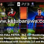 PES 2016 PS3 Full Patch by TEIBOR33